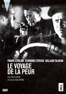 The Hitch-Hiker - French DVD cover (xs thumbnail)