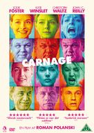Carnage - Danish DVD movie cover (xs thumbnail)