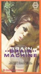 The Brain Machine - Dutch Movie Cover (xs thumbnail)