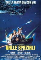 Spaceballs - Italian Movie Poster (xs thumbnail)
