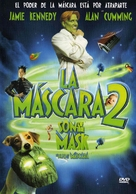 Son Of The Mask - Spanish DVD cover (xs thumbnail)