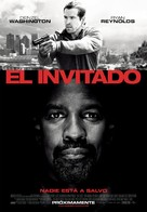 Safe House - Spanish Movie Poster (xs thumbnail)