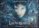 Lady In The Water - British Movie Poster (xs thumbnail)