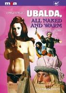 Quel gran pezzo dell'Ubalda tutta nuda e tutta calda - DVD cover (xs thumbnail)