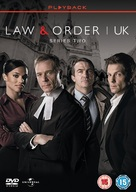 """Law & Order: UK"" - British DVD movie cover (xs thumbnail)"