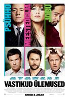 Horrible Bosses - Estonian Movie Poster (xs thumbnail)