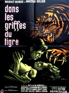 Geliebte Bestie - French Movie Poster (xs thumbnail)