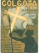 Golgotha - Spanish Movie Poster (xs thumbnail)