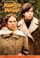 Harold and Maude - DVD movie cover (xs thumbnail)