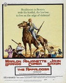 The Appaloosa - Movie Poster (xs thumbnail)