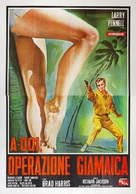 A 001, operazione Giamaica - Italian Movie Poster (xs thumbnail)