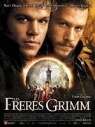 The Brothers Grimm - French Movie Poster (xs thumbnail)