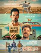 Half Brothers - Mexican Movie Poster (xs thumbnail)