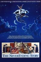 Die unendliche Geschichte - Movie Poster (xs thumbnail)