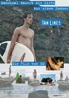 Tan Lines - German Movie Poster (xs thumbnail)