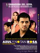 Azul y no tan rosa - Spanish Movie Poster (xs thumbnail)