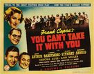 You Can't Take It with You - Movie Poster (xs thumbnail)