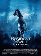 Resident Evil: Apocalypse - Danish Movie Poster (xs thumbnail)