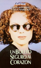 Dream a Little Dream - Argentinian VHS cover (xs thumbnail)