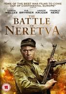 Bitka na Neretvi - British Movie Poster (xs thumbnail)