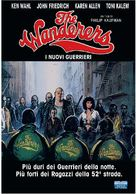 The Wanderers - Italian Movie Cover (xs thumbnail)
