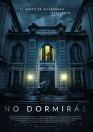 No dormirás - Colombian Movie Poster (xs thumbnail)