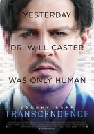 Transcendence - Dutch Movie Poster (xs thumbnail)