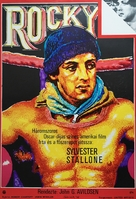 Rocky - Hungarian Movie Poster (xs thumbnail)