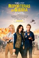 Whiskey Tango Foxtrot - Mexican Movie Poster (xs thumbnail)
