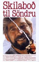 Skilaboð til Söndru - Icelandic Movie Poster (xs thumbnail)