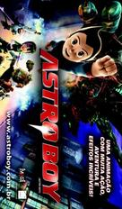 Astro Boy - Brazilian Movie Poster (xs thumbnail)