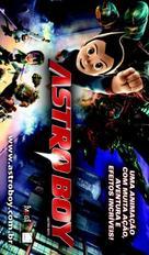 Astro Boy - Brazilian Movie Poster (xs thumbnail)