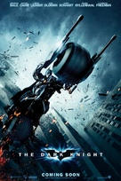 The Dark Knight - British Movie Poster (xs thumbnail)