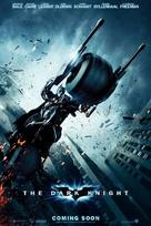The Dark Knight - British Movie Poster (xs thumbnail)