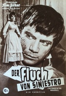 The Curse of the Werewolf - German poster (xs thumbnail)