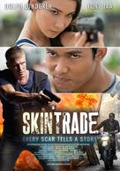 Skin Trade - Indonesian Movie Poster (xs thumbnail)