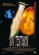 Blind Side - Spanish Movie Poster (xs thumbnail)