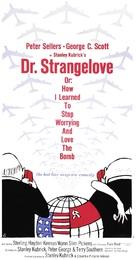 Dr. Strangelove - Movie Poster (xs thumbnail)