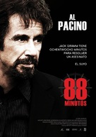 88 Minutes - Argentinian Movie Poster (xs thumbnail)