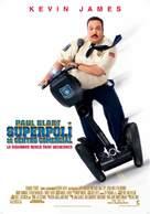 Paul Blart: Mall Cop - Spanish Movie Poster (xs thumbnail)