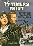 Operation Amsterdam - Danish Movie Poster (xs thumbnail)