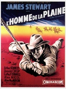 The Man from Laramie - French Movie Poster (xs thumbnail)