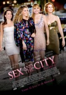 Sex and the City - Belgian Movie Poster (xs thumbnail)