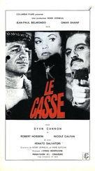 Le casse - French Movie Poster (xs thumbnail)