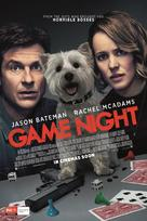 Game Night - Australian Movie Poster (xs thumbnail)