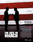 The Ides of March - For your consideration movie poster (xs thumbnail)