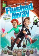 Flushed Away - Movie Cover (xs thumbnail)