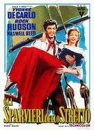 Sea Devils - Italian Movie Poster (xs thumbnail)