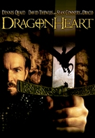 Dragonheart - DVD cover (xs thumbnail)