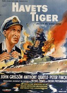 The Battle of the River Plate - Danish Movie Poster (xs thumbnail)